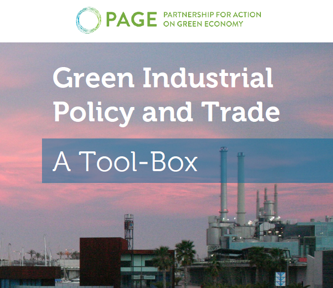 Green Policy And Trade A
