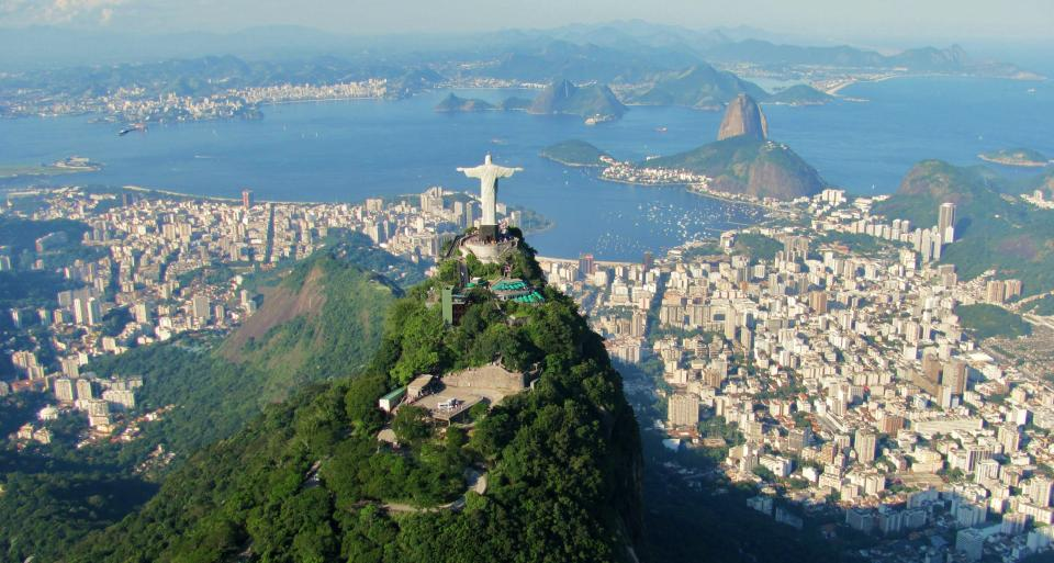 Brazil Building Green Economy Infrastructure Whilst Maintaining - Natural resources of brazil