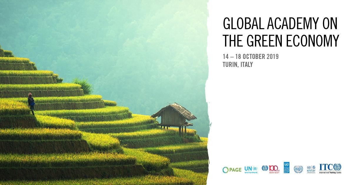 Partnership for Action on Green Economy | PAGE