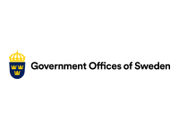 Swedish government logo